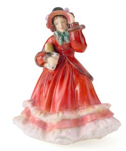 Christmas Time HN2110 - Royal Doulton Figurine