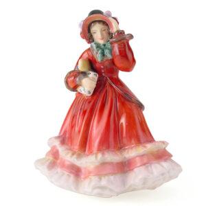 Christmas Time HN2110 - Royal Doulton Figurine