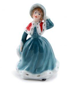 Christmas Wishes M223 - Royal Doulton Figurine