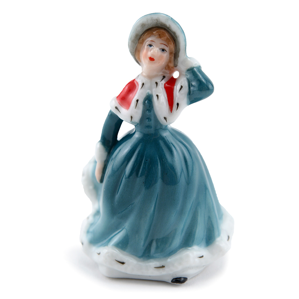 Christmas Wishes M223 - Royal Doulton Figurine