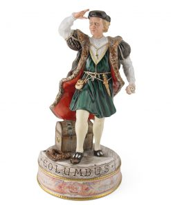 Christopher Columbus HN3392 - Royal Doulton Figurine