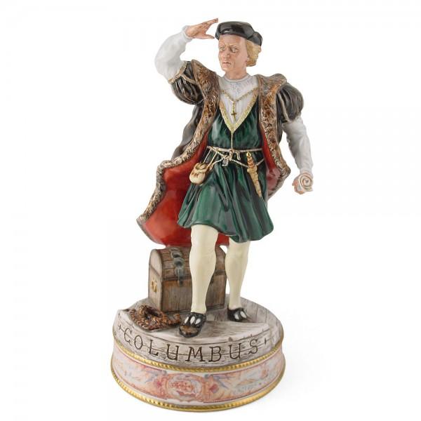 Christopher Columbus HN3392 - Royal Doulton Figurine