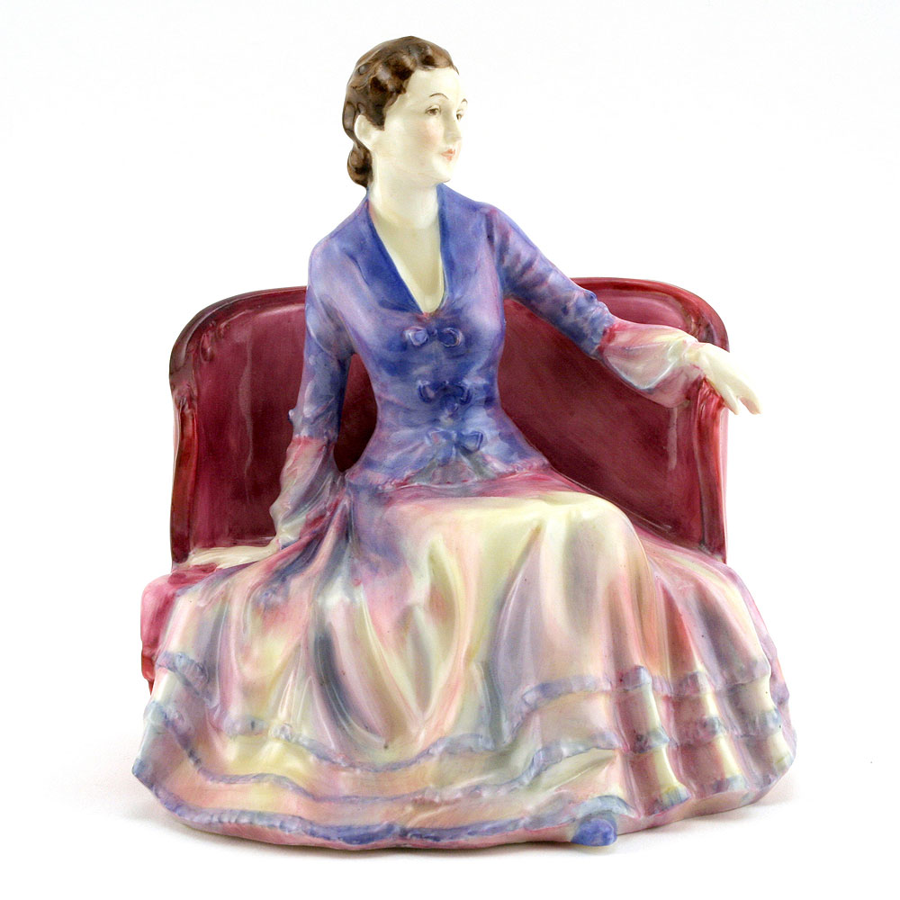 Cicely HN1516 - Royal Doulton Figurine