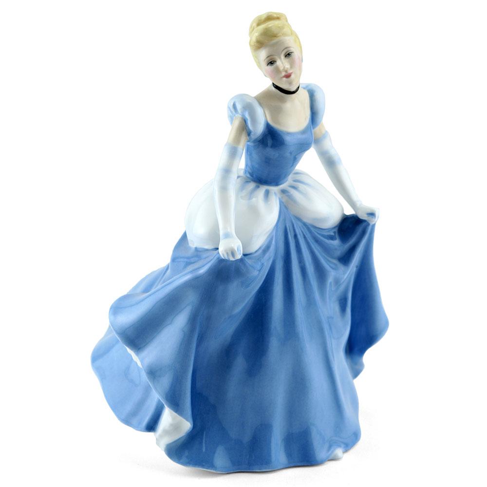 Cinderella HN3677 - Royal Doulton Figurine
