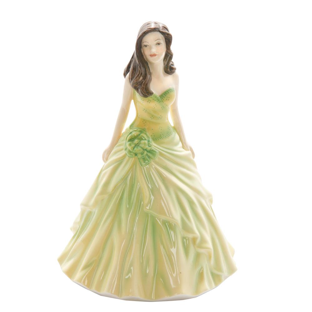 Claire HN5565 - Royal Doulton Petite Figurine