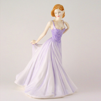Claudia HN4320 - Royal Doulton Figurine