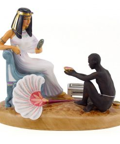 Cleopatra HN2868 - Royal Doulton Figurine