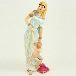 Cleopatra HN4264 - Royal Doulton Figurine