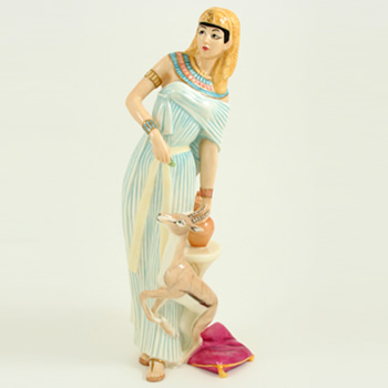 Cleopatra HN4264 – Royal Doulton Figurine 1