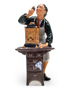 Clockmaker HN2279 - Royal Doulton Figurine
