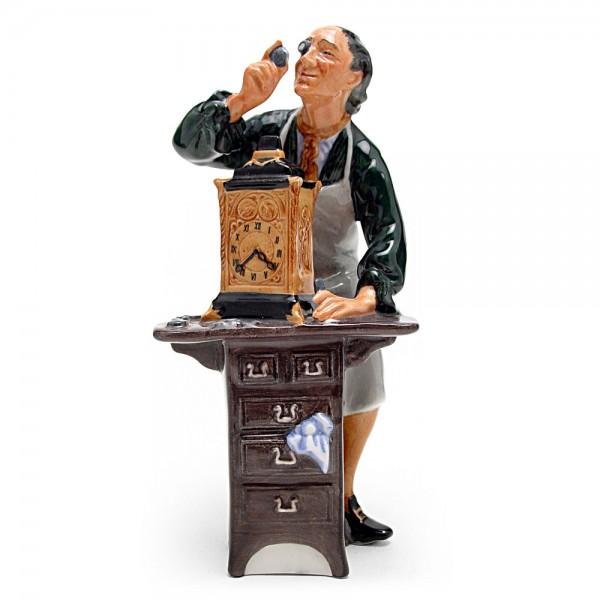 Clockmaker HN2279 - Royal Doulton Figurine