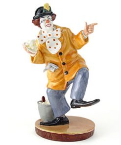 Clown HN2890 - Royal Doulton Figurine