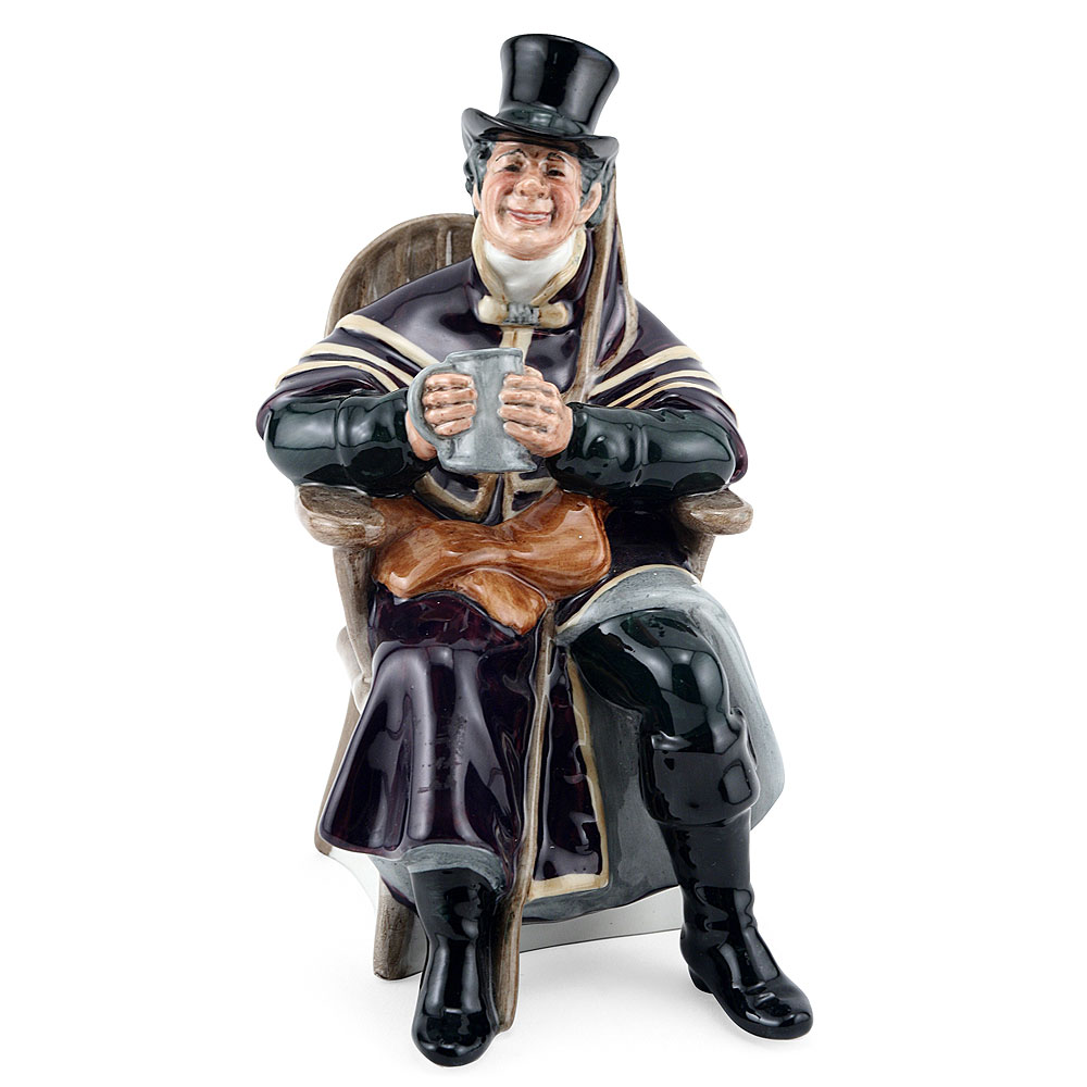 The Coachman HN2282 - Royal Doulton Figurine