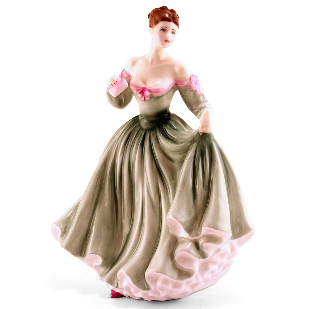 Congratulations HN4748 (Factory Sample) - Royal Doulton Figurine