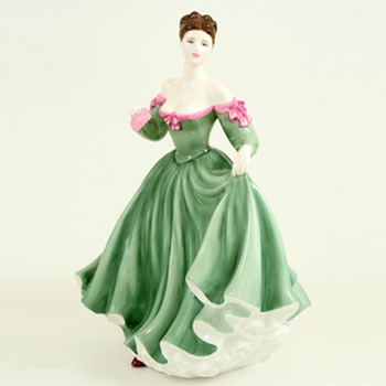 Congratulations HN4748 Colorway - Royal Doulton Figurine