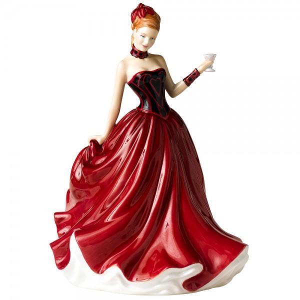 Congratulations HN5101 - Royal Doulton Figurine