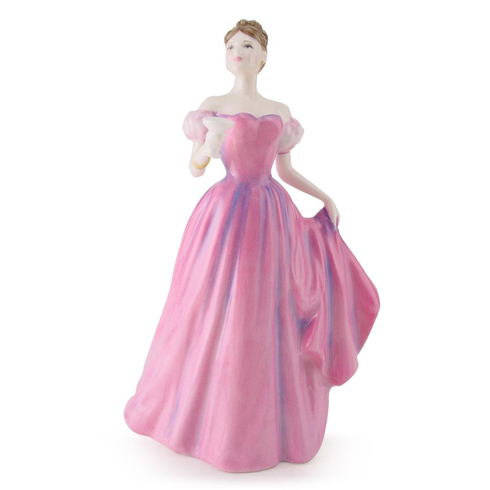 Congratulations To You HN4306 - Royal Doulton Figurine