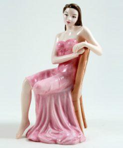 Contemplation HN4761 - Royal Doulton Figurine
