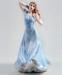 Contentment HN4610 - Royal Doulton Figurine
