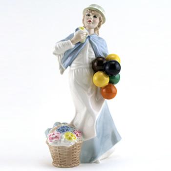 Convent Garden HN2857 - Royal Doulton Figurine
