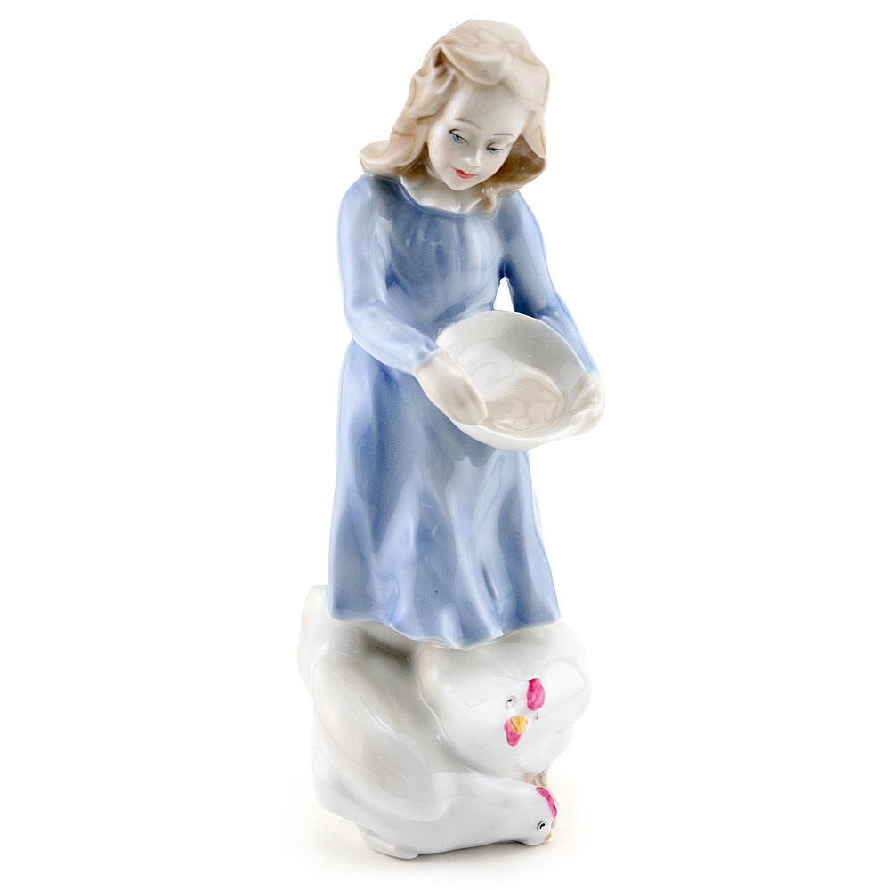 Country Girl HN3051 - Royal Doulton Figurine