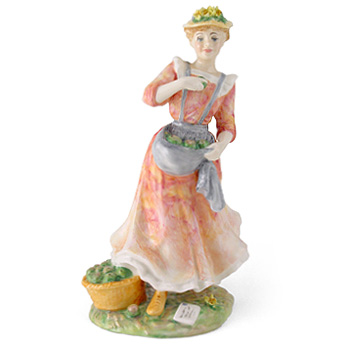 Country Love HN2418 - Royal Doulton Figurine