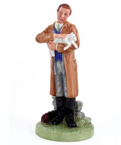 Country Veterinary HN4650 - Royal Doulton Figurine