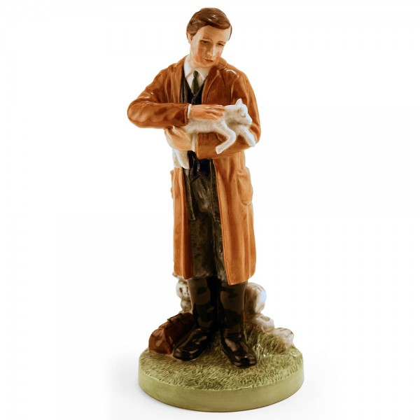 Country Veterinary HN4650 (Factory Sample) - Royal Doulton Figurine