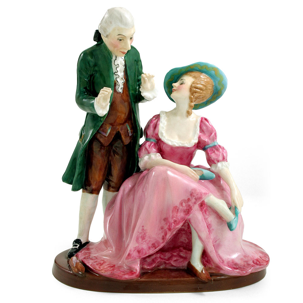 Court Shoemaker HN1755 - Royal Doulton Figurine
