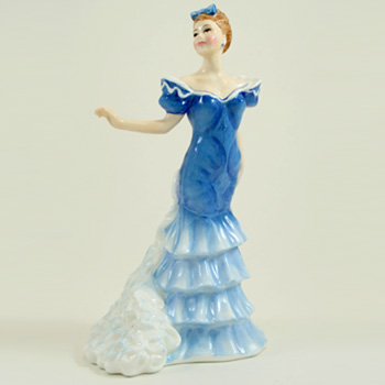 Courtney HN3869 - Royal Doulton Figurine