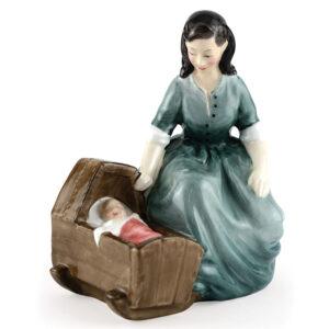 Cradle Song HN2246 - Royal Doulton Figurine