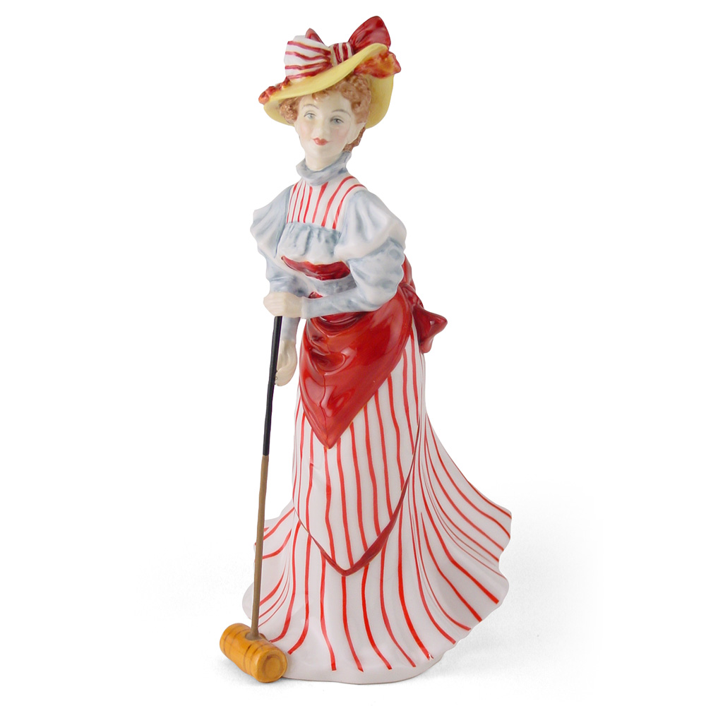 Croquet HN3470 - Royal Doulton Figurine