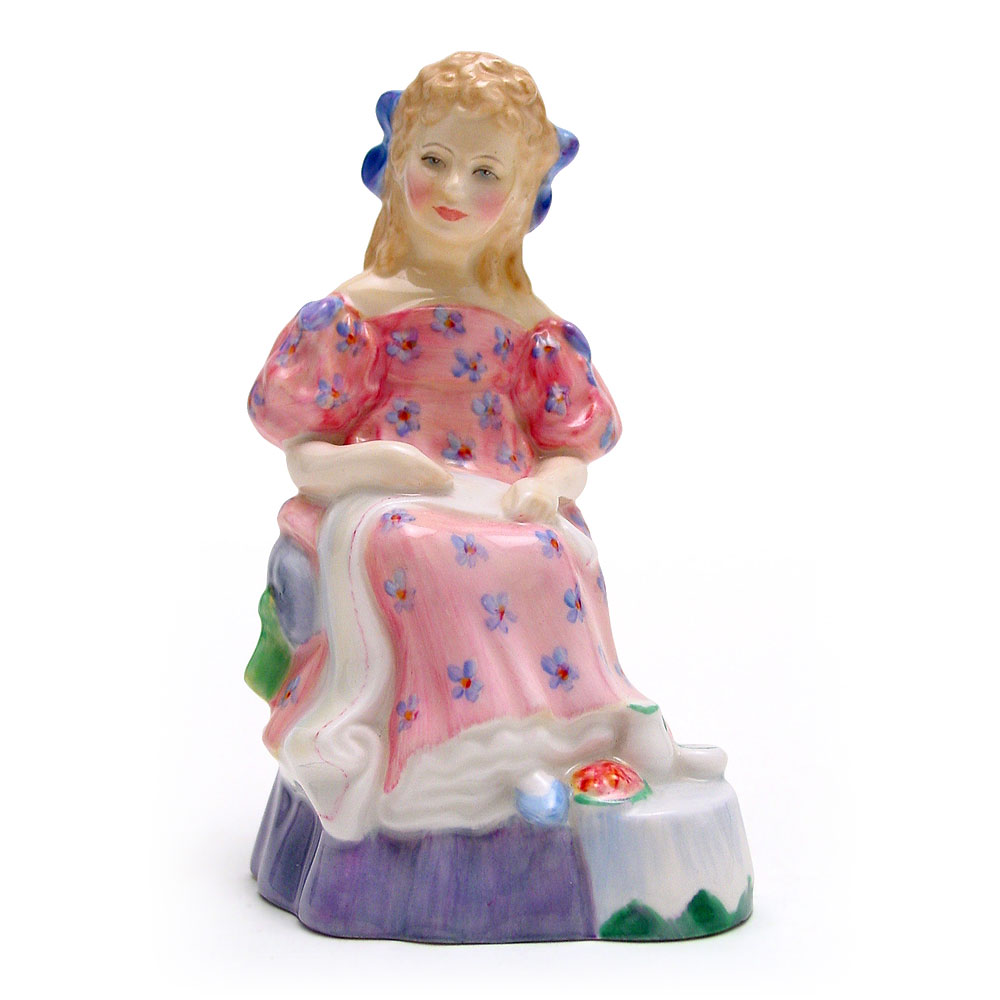 Curly Locks HN2049 - Royal Doulton Figurine