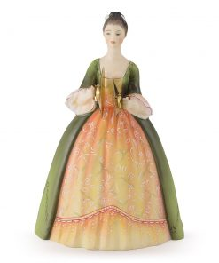 Cymbals HN2699 - Royal Doulton Figurine