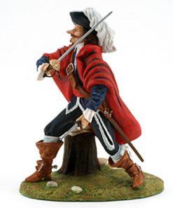 Cyrano de Bergerac HN3751 - Royal Doulton Figurine