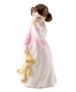 Daddy's Girl HN3435 - Royal Doulton Figurine