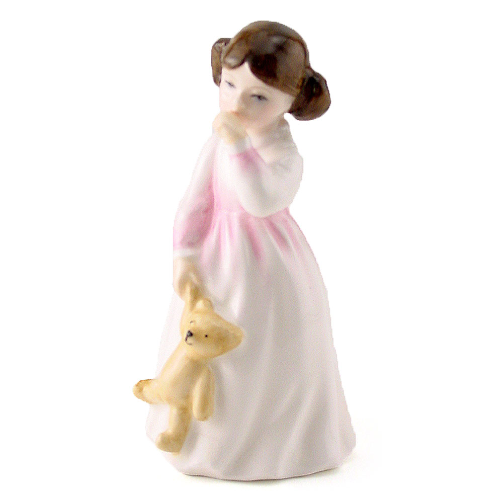 Daddy's Girl HN3435 - Royal Doulton Figurine