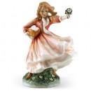 Daddy's Joy HN3294 - Royal Doulton Figurine