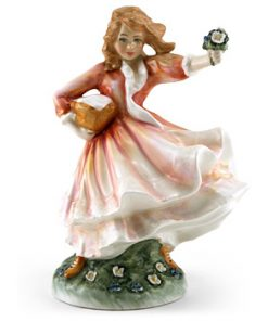 Daddy's Joy HN3294 - Royal Doulton Figurine