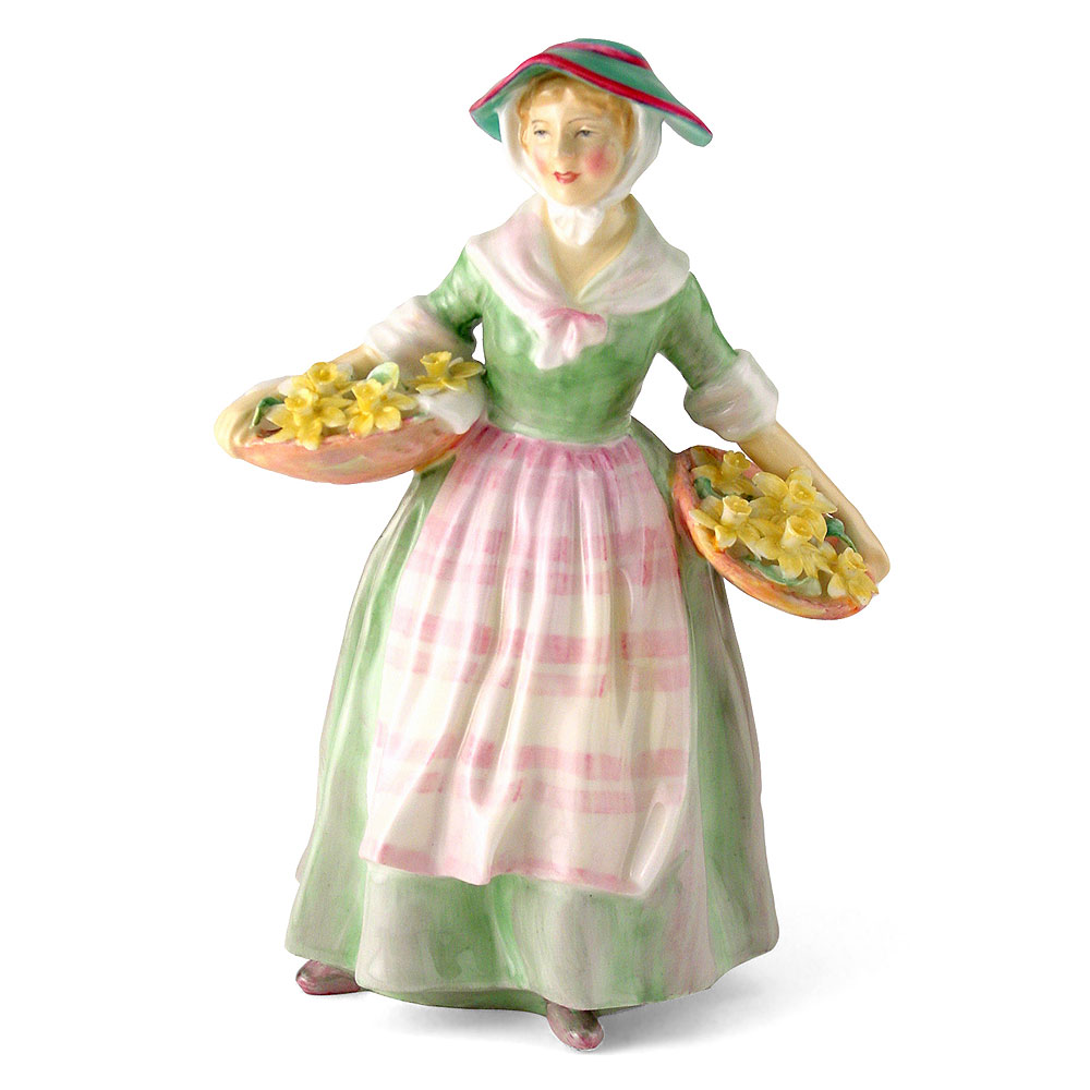 Daffy Down Dilly HN1712 - Royal Doulton Figurine