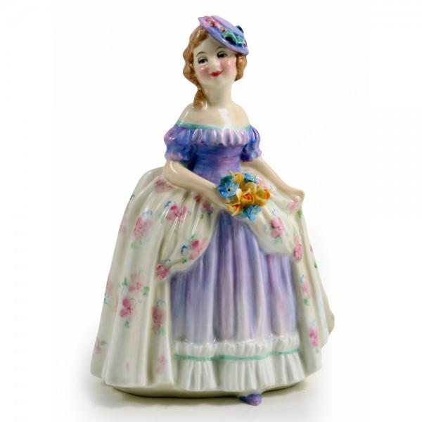 Dainty May HN1656 - Royal Doulton Figurine