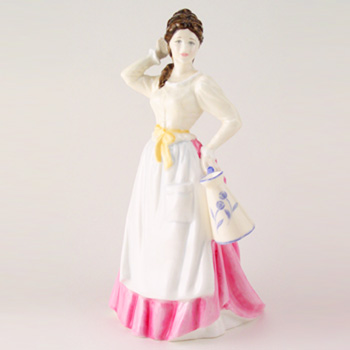 Dairy Maid HN4249 - Royal Doulton Figurine