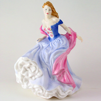The Dance HN4553 - Royal Doulton Figurine