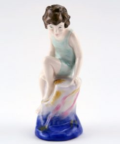 Dancing Eyes Sunny Hair HN4492 - Royal Doulton Figurine