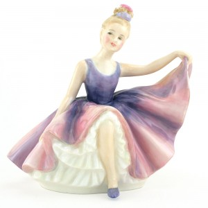 Dancing Years HN2235 - Royal Doulton Figurine