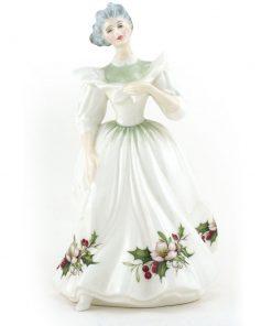December HN2696 - Royal Doulton Figurine