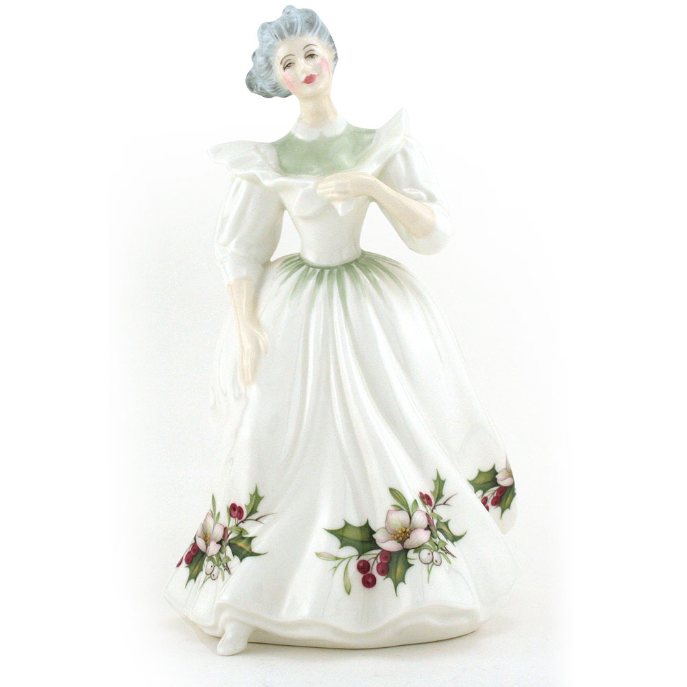 December HN2696 - Royal Doulton Figurine