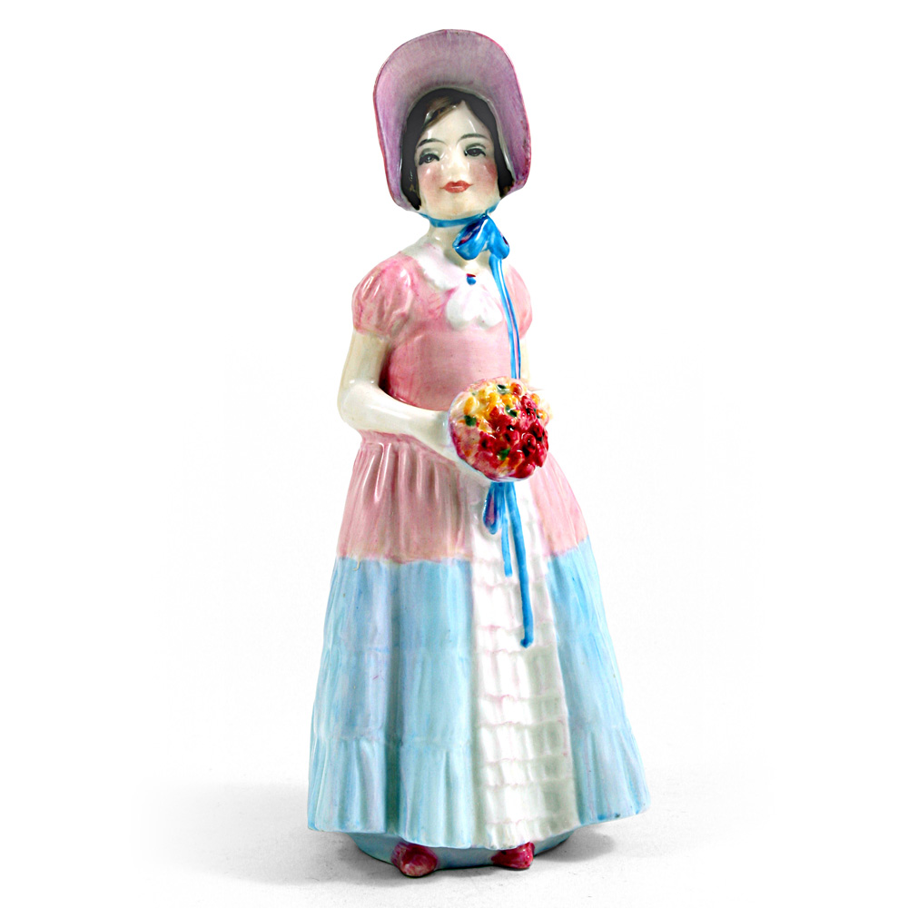 Diana HN1716 (pink & blue) - Royal Doulton Figurine