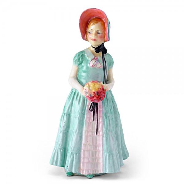 Diana HN1717 (turquoise) - Royal Doulton Figurine