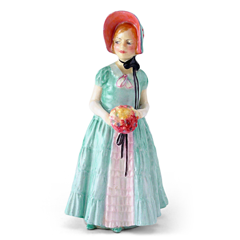 Diana HN1717 (turquoise) - Royal Doulton Figurine